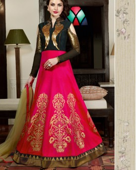 Amazing Designer Ethnic And Modern Anarkali