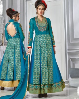 Stylised Anarkali  Gown