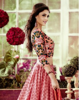 Amazing Designer Color Printed Lehanga