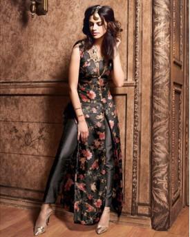 Designer Black Salwar Kameez