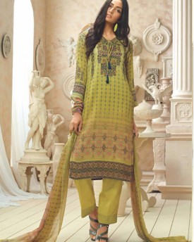 Amazing Cotton Silk Salwar Kameez