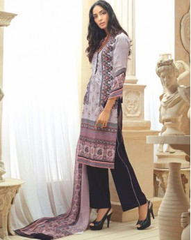 Designer Cotton Silk Embroidery Salwar Kameez