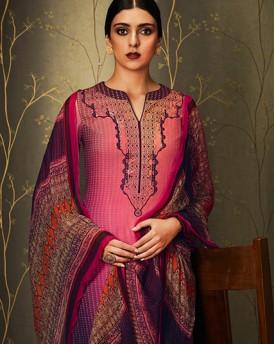 Pure Cotton Salwar Kameez with Digital Print